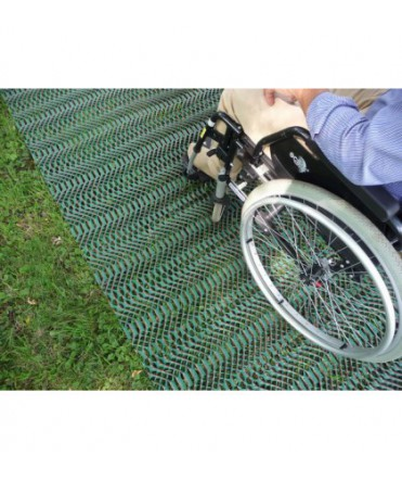 ACCESSIBILITE PMR - VOIE DE CIRCULATION TYPE 4