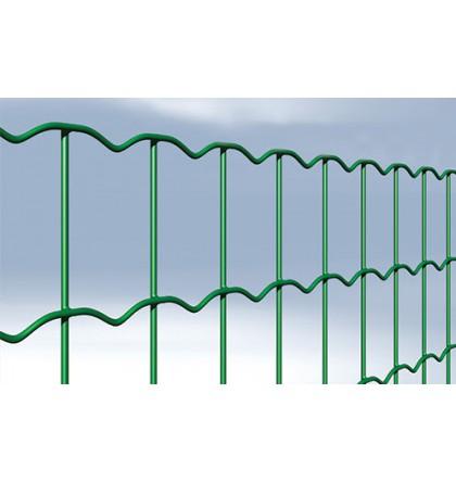 Grillage soudé plastifié vert (SUP) - 100 x 50 mm