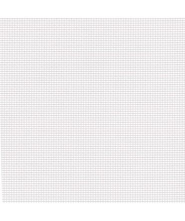 TROPICAL - rouleau de 30m - blanc