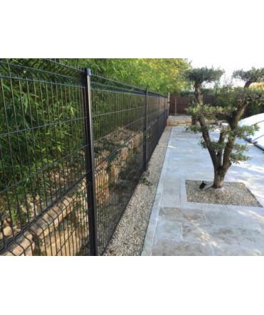 Panneaux de clôture - longueur 2,50 m